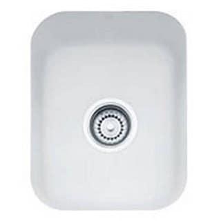 Franke Cisterna Undermount 13-inch - Matte White