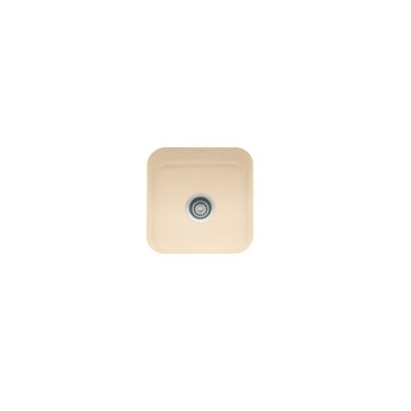 Franke Cisterna Undermount 15-inch - Biscuit