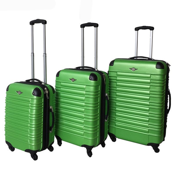 Rivolite Milano 3-piece Hardside Spinner Luggage Set