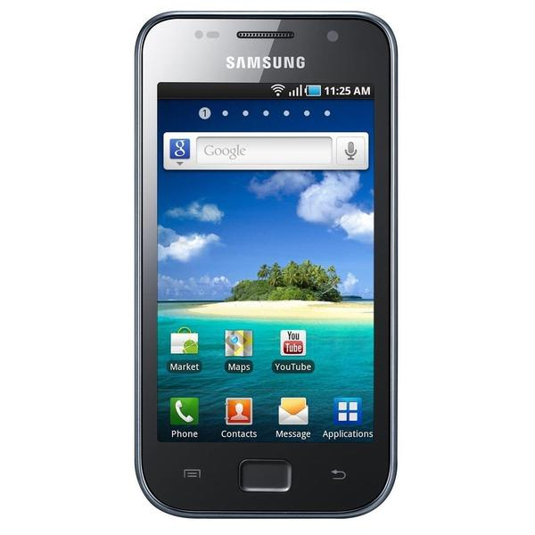 Samsung Galaxy S I9003 4-inch 4GB Unlocked 3G GSM Android 2.2 Smartphone