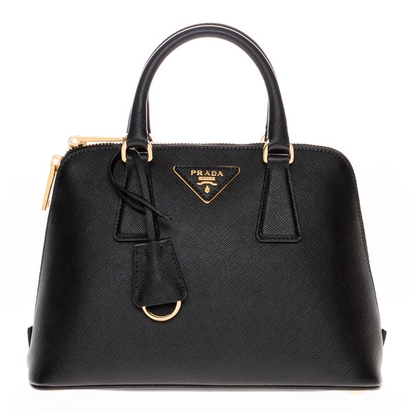 Prada Small Saffiano Lux Promenade Bag