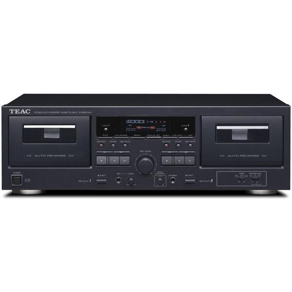 TEAC W-890RMKII Double Auto Reverse Cassette Dock