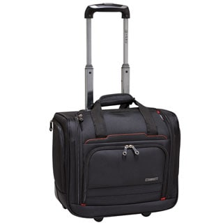 Travelers Club 16-inch Flex-file Under-seat Carry-on
