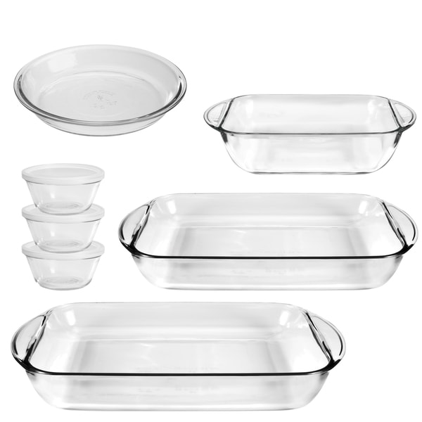 Anchor Hocking 10-piece Essentials Bake Set 15976259