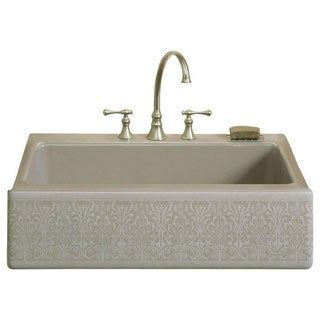 Apron Front Kitchen Sinks Overstock Com