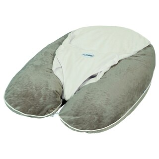 Candide 3-in-1 Multirelax Soft Boa Ivory Maternity Pillow