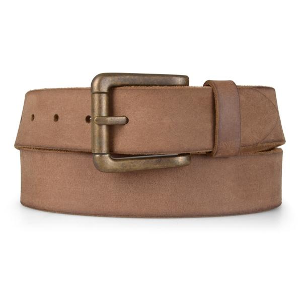 Timberland Men's Distressed Genuine Leather Belt