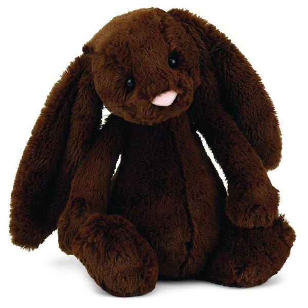 Jellycat Large Bashful Chocolate Bunny