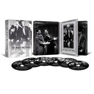 Marx Brothers Silver Screen Collection (DVD)