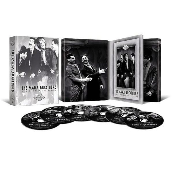 Marx Brothers Silver Screen Collection (DVD) 1197566