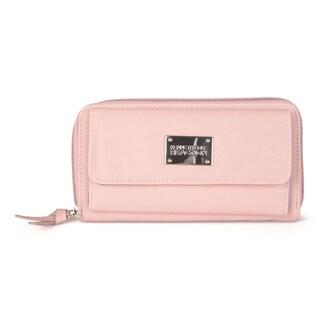 Kenneth Cole Reaction Women's Zip Around Clutch Wallet