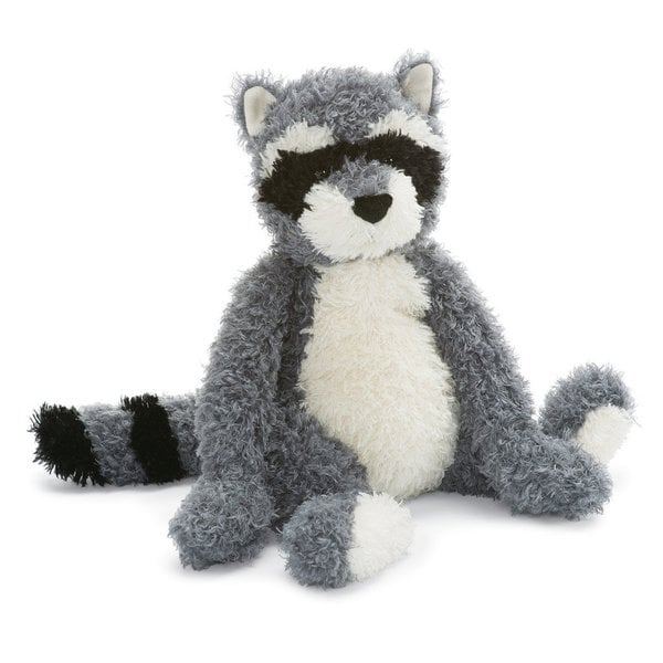 Jellycat Into the Woods Rafferty Raccoon