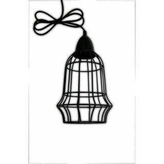 Decorative Cage Drop Down Pendant Lamp 15977658