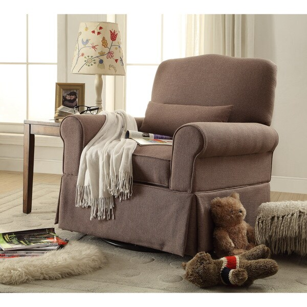 Moser Bay Furniture Siwvel Glider
