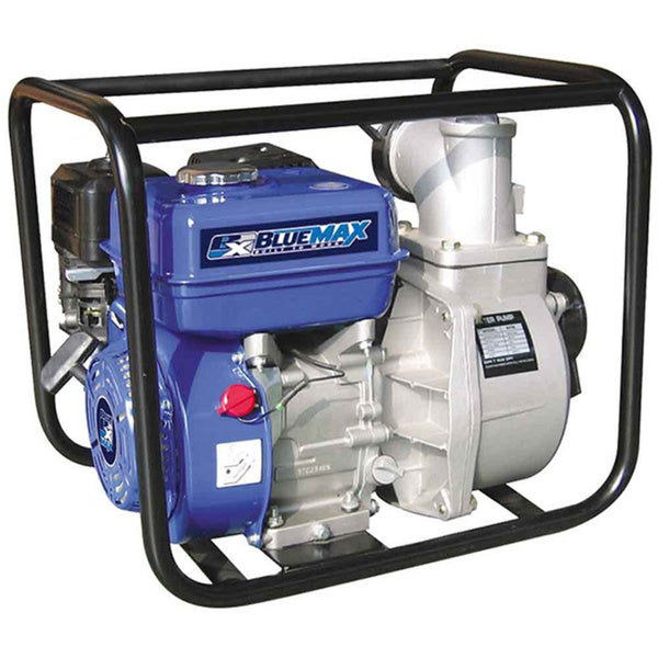Blue Max 6.5 HP 196 CC Water Pump