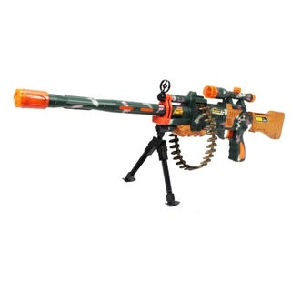 Velocity Toys Special Mission Electric Toy Gun