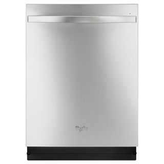 Whirlpool Fully Integrated Dishwasher with 5 Wash Cycles WDT780SAEM