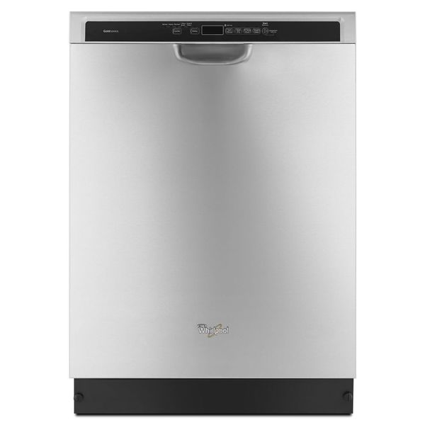 Whirlpool Full Console Dishwasher with 5 Wash Cycles WDF760SAD