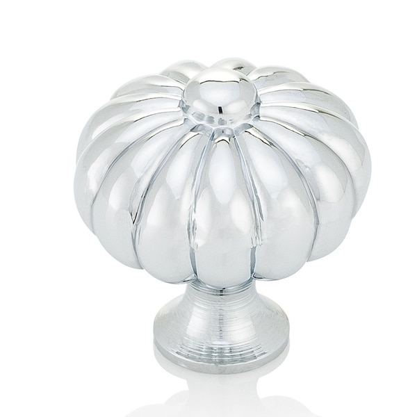 Southern Hills Polished Chrome Round Cabinet Knobs (Pack of 25)