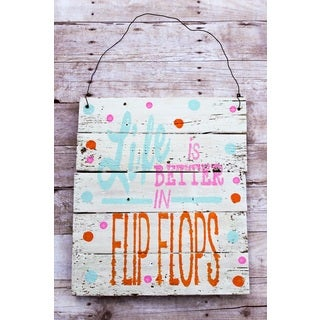 Summer Barn Wood Wood Sign Decor Accent