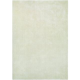 Couristan Matrix Alpha/ Beige Rug (8' x 10')