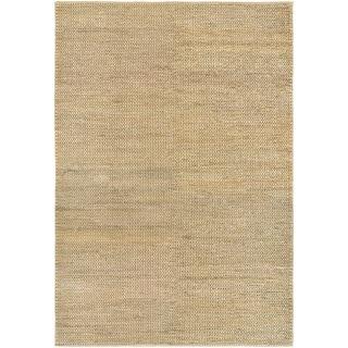 Couristan Ambary Azolla/ Camel-Natural Rug (7'10 x 10'10)