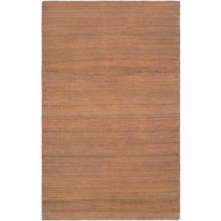 Couristan Ambary Agave/ Rust Rug (7'10 x 10'10)