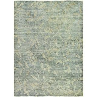 Couristan Sagano Keiko/ Grey-Cream Rug (9'6 x 13'6)