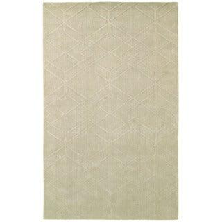 Couristan Matrix Gemstone/ Beige Rug (9' x 12')