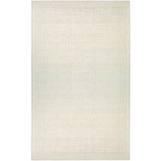 Couristan Madera Dexter/ Off White Rug (9'6 x 13'6)