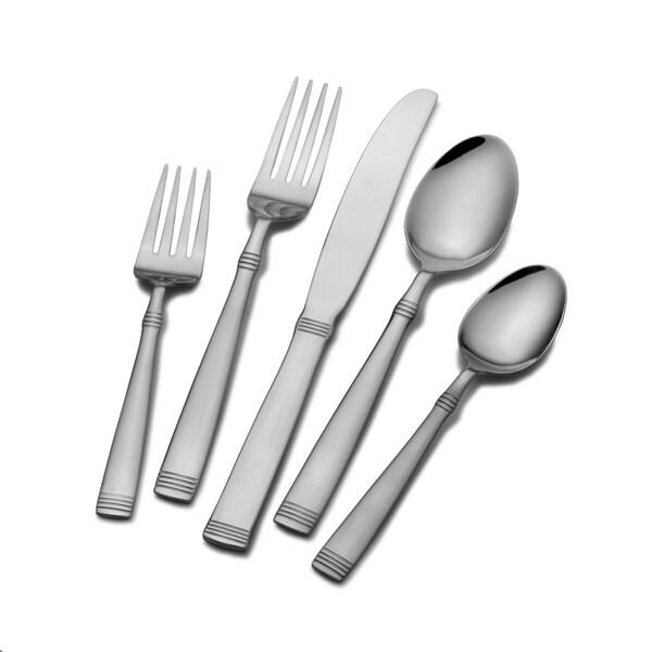 International Silver Palisade 45-piece Flatware Set