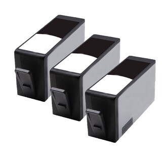 564XL BK (CB321WN) Compatible Inkjet Cartridge For B8550 C5380 C6340 C6350 (Pack of 3)