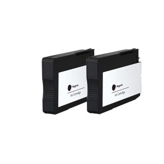 932 XL BK (CN053AN) Compatible Inkjet Cartridge For 6100 H611a 6600 6700 (Pack of 2)