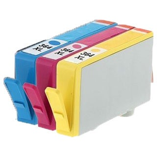 364XL C (CB318EE) 364XL M (CB319EE) 364XL Y (CB320EE) Compatible Inkjet Cartridge For B8550 (Pack of 3)