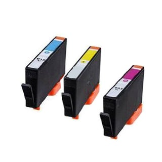 935XL C Y M Compatible Inkjet Cartridge For 6812 6815 6230 6830 6835 (Pack of 3)
