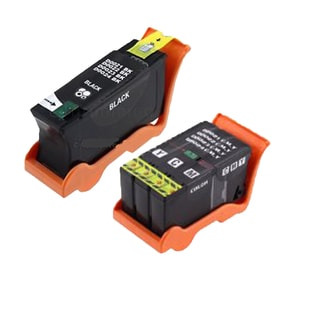 T093N Black T094N ColorCompatible Inkjet Cartridge For V313 V313W V515W V715W P513W P713W (Pack of 2)