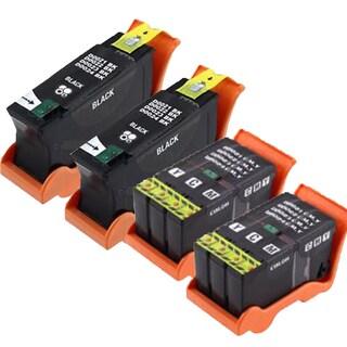 T093N BlacK T094N ColorCompatible Inkjet Cartridge For V313 V313W V515W V715W P513W P713W (Pack of 4)
