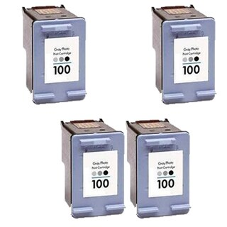 C9368AN HP 100 Compatible Inkjet Cartridge For 460 6548 6848 9808 6310 6318 7208 (Pack of 4)