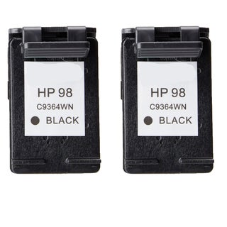 C9364W (HP 98) Compatible Inkjet Cartridge For 5740 6520 6540 6620 6830 (Pack of 2)