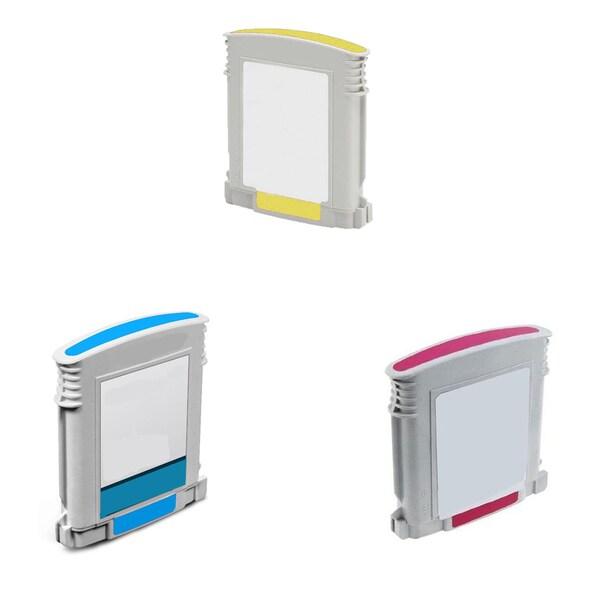 940XL Cyan Yellow Magenta Compatible Inkjet Cartridge For HP OfficeJet Pro 8000 OfficeJet Pro 8500 (Pack of 3)