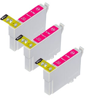 Epson T078320 (T0783) Magenta Replacement Ink Cartridge Photo Stylus Photo R260 Stylus Photo R280 Stylus Photo R380 (Pack of 3)