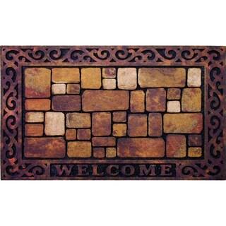 """Outdoor Aberdeen Welcome Doormat (18"""" x 30"""")"""