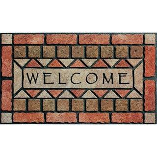 """Outdoor Welcome Stones Doormat (18"""" x 30"""")"""