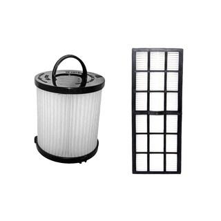Crucial Vacuum Eureka DCF21 and HF7 Washable Filter Kit