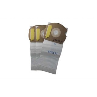 Eureka AS Series Micro Allergen Bags (Set of 3)