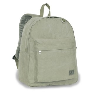 Everest Classic 15-inch Laptop Canvas Backpack