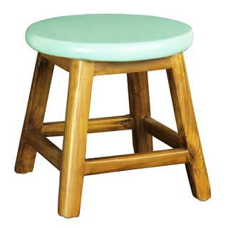 Porthos Home Antique Revival Bobby Stool