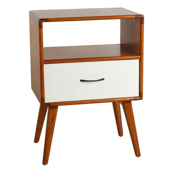 Porthos Home Andrew Mid-Century Side Table