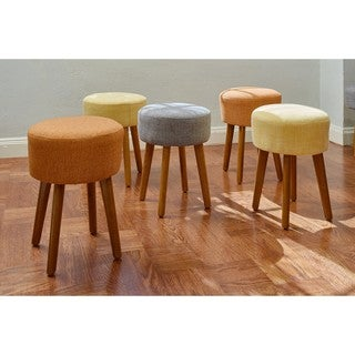 Porthos Home Wallace Upholstered Stool
