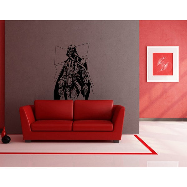 Dark Lord Vader Star Wars Vinyl Sticker Wall Art